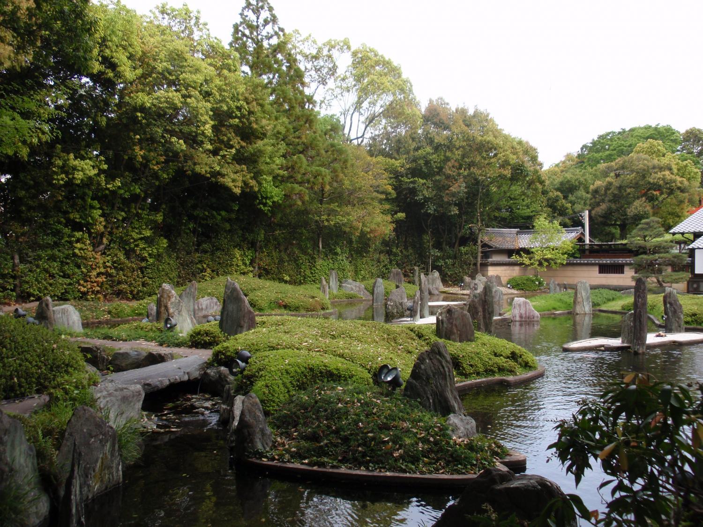 松尾大社・蓬莱の庭