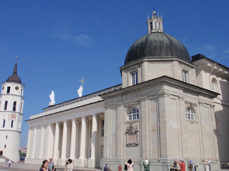 ヴィリニュス・大聖堂