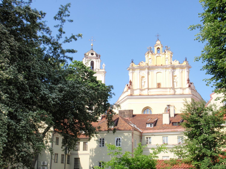 ヴィリニュス・聖ヨハネ教会