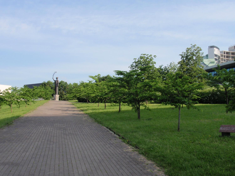 杉原千畝記念公園