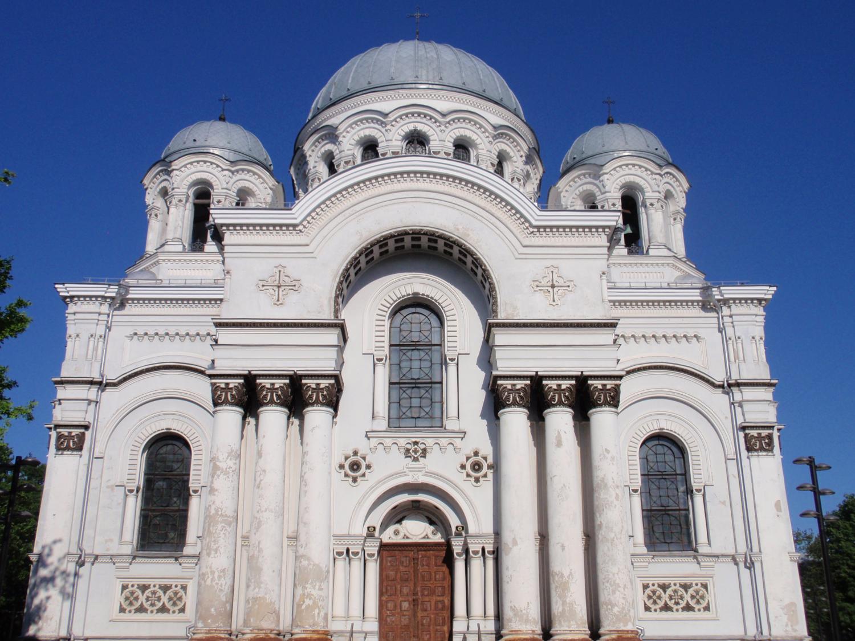 カウナス・」聖ミカエル教会