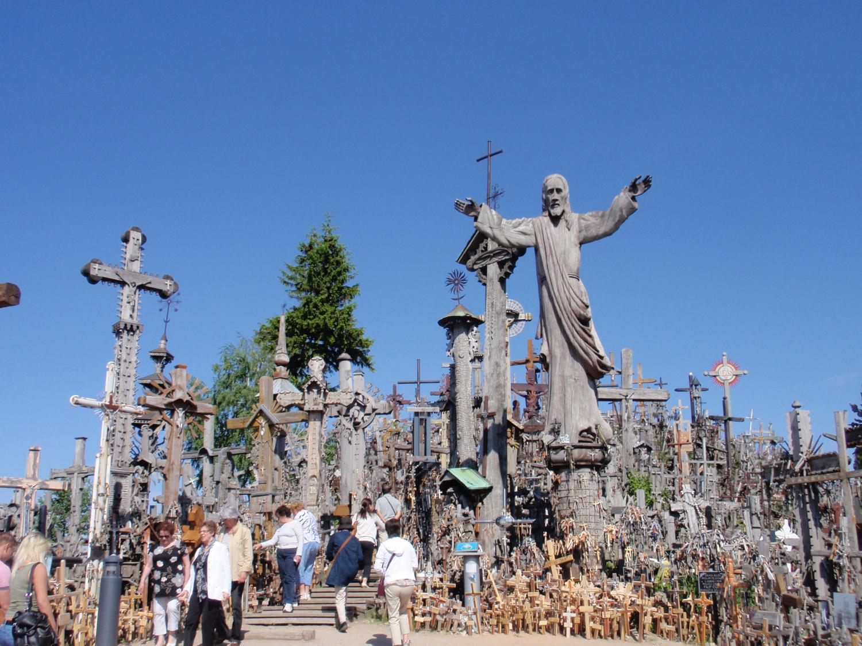 シャウレイ・十字架の丘
