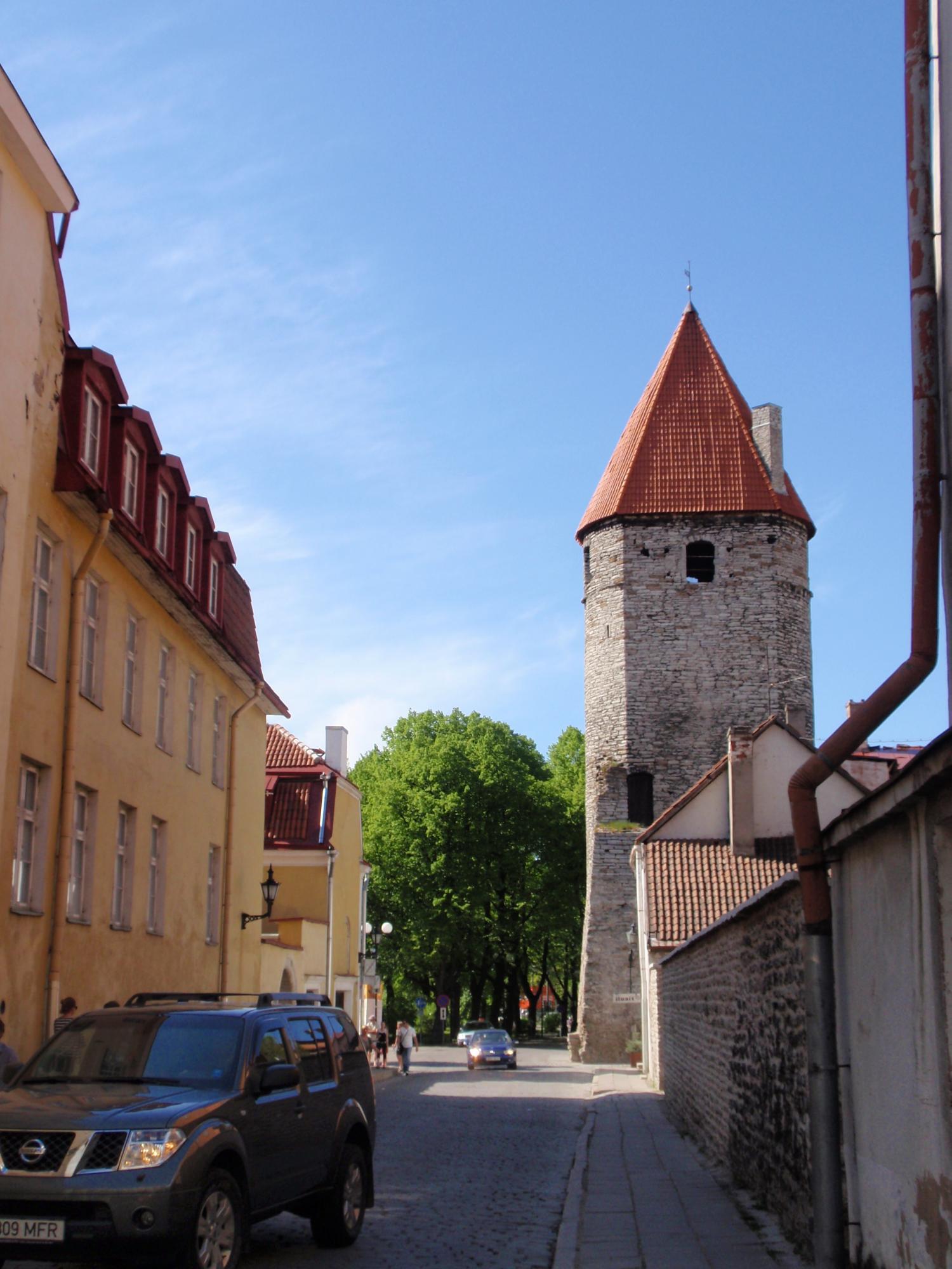 エストニア・城塞
