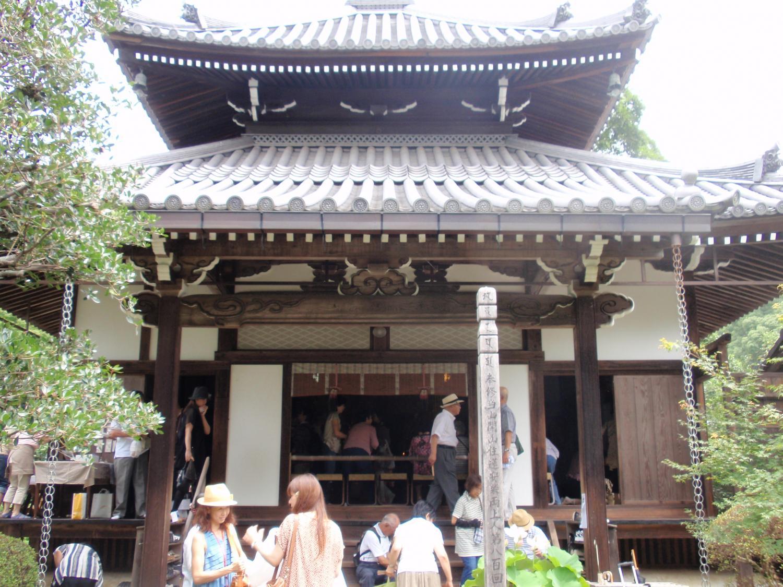 安楽寺・本堂
