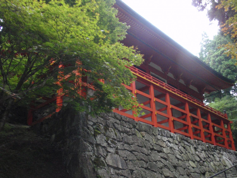 比叡山・横川中堂