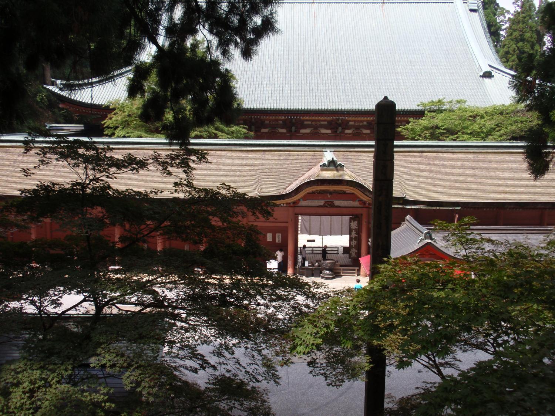 比叡山・根本中堂