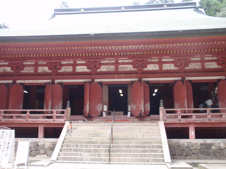 比叡山・釈迦堂