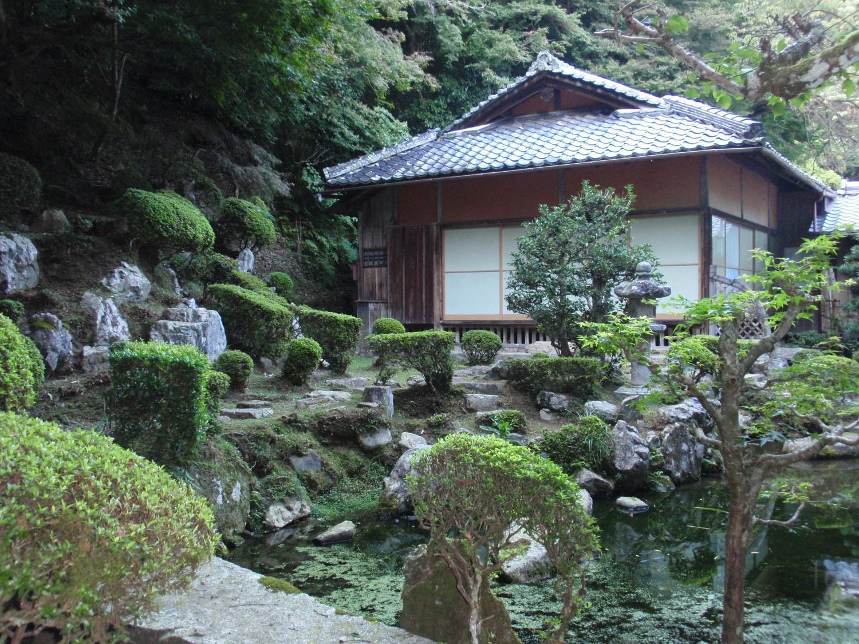 西教寺・客殿庭園