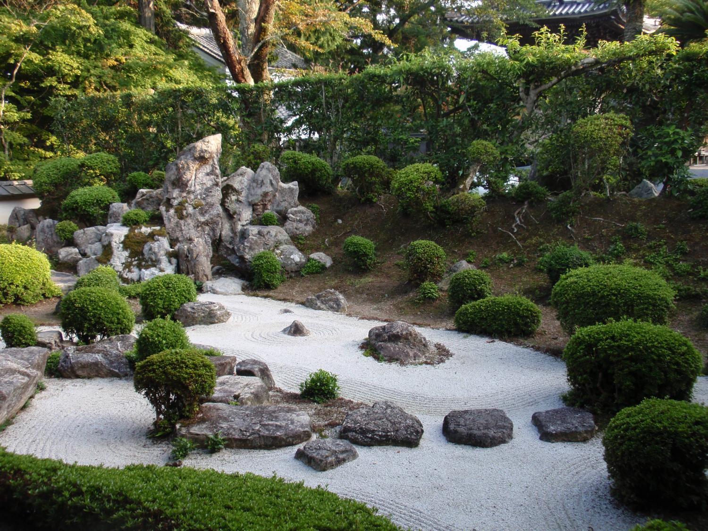 西教寺・本坊庭園