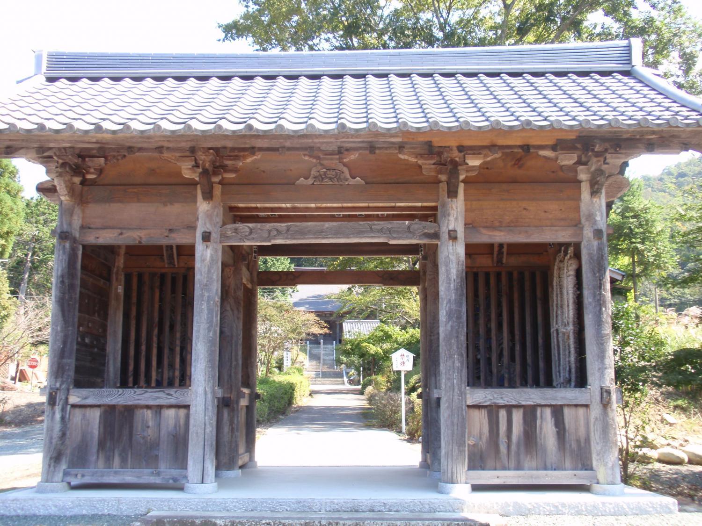 多田寺・山門