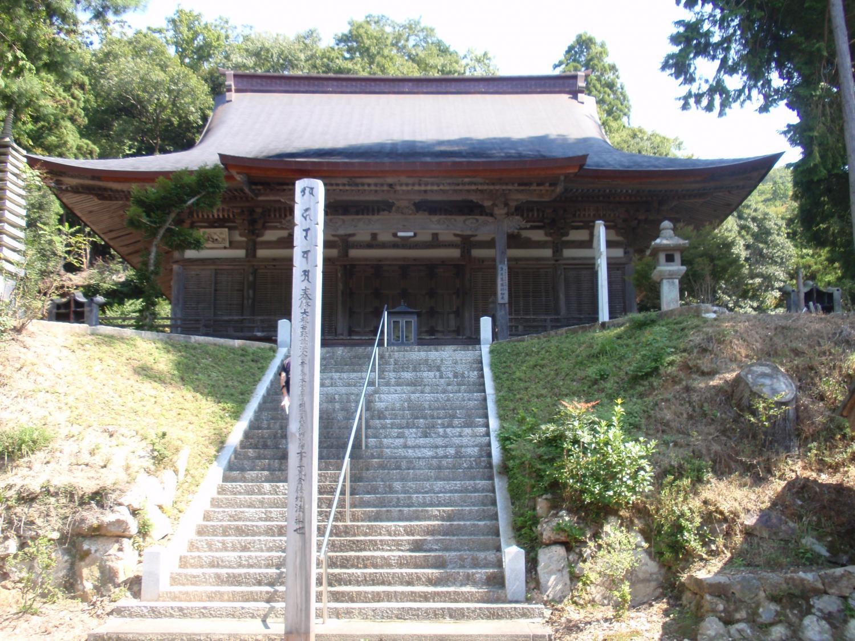 多田寺・本堂