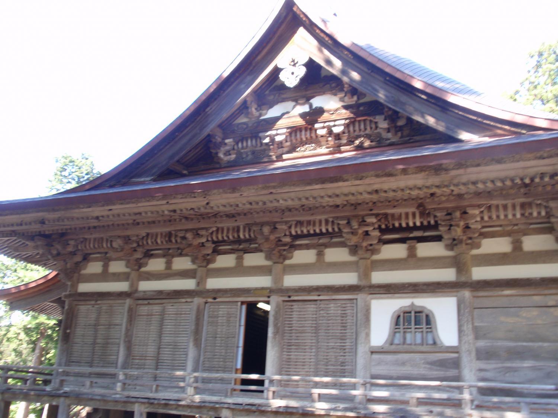 多田寺・本堂2