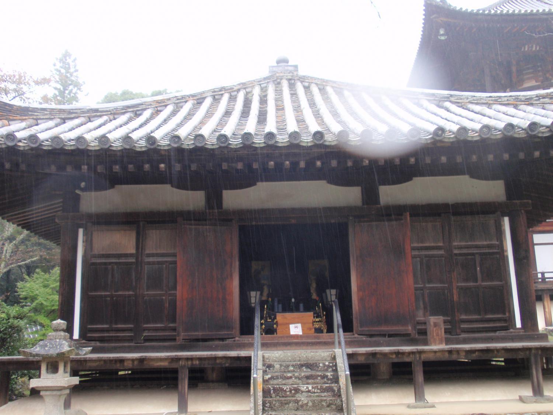 根来寺・大師堂