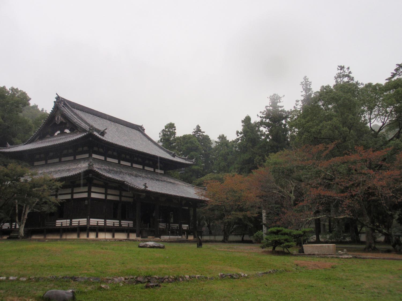 根来寺・大伝法堂