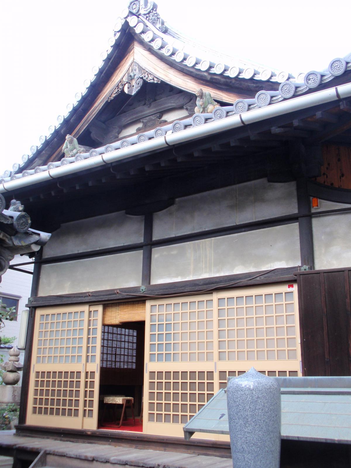 浄土院・本堂2