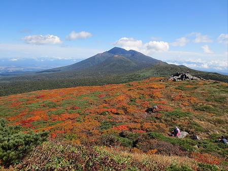 三ツ石山の兼孝さん05(2012.10.5)
