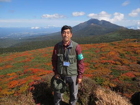 三ツ石山の兼孝さん12(2012.10.5)