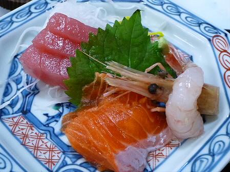松川荘 料理03(2011.10.14)