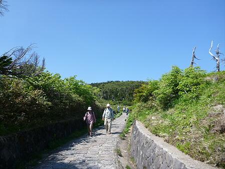 八幡平山頂へ行ってみた04(2012.6.26)