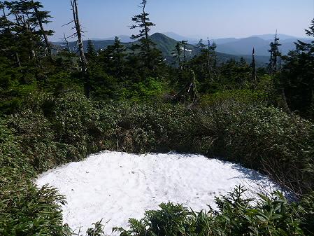 八幡平山頂へ行ってみた11(2012.6.26)