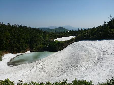 八幡平山頂へ行ってみた18(2012.6.26)