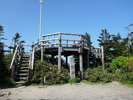 八幡平山頂へ行ってみた21(2012.6.26)