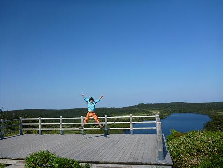 八幡平山頂へ行ってみた27(2012.6.26)
