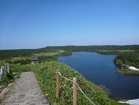 八幡平山頂へ行ってみた28(2012.6.26)