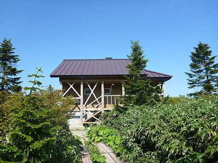 八幡平山頂へ行ってみた34(2012.6.26)
