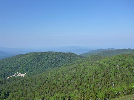 八幡平山頂へ行ってみた49(2012.6.26)
