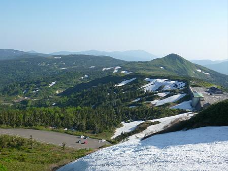 八幡平山頂へ行ってみた66(2012.6.26)