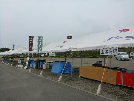 はちまんたい産直大集合!07(2012.7.6)