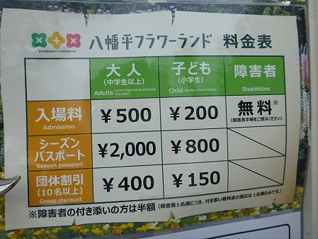 八幡平フラワーランド花02(2012.7.16)