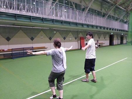 さくらさんさの練習09(2012.7.25)