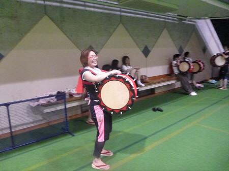 さくらさんさの練習12(2012.7.25)