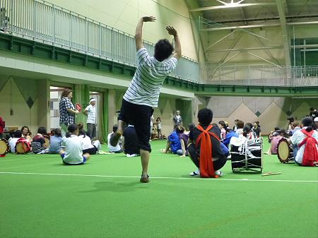 さくらさんさの練習15(2012.7.25)