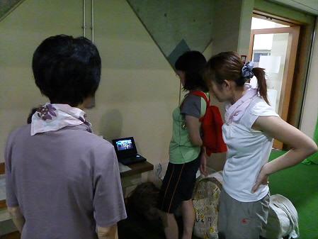 さくらさんさ練習02(2012.7.27)