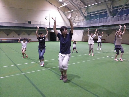 さくらさんさ練習05(2012.7.27)