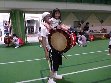 さくらさんさ練習07(2012.7.27)