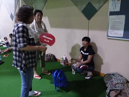 さくらさんさ練習08(2012.7.27)