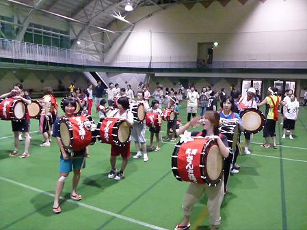 さくらさんさ練習09(2012.7.27)
