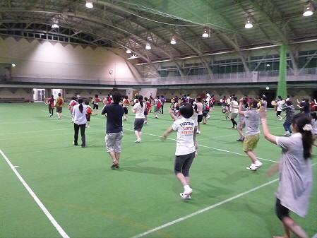 さくらさんさ練習13(2012.7.27)