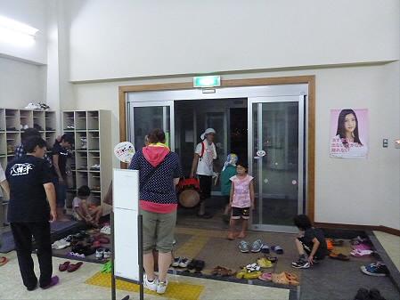 さくらさんさ練習16(2012.7.27)