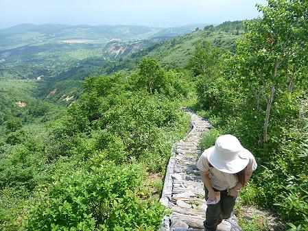 夏の茶臼岳11(2012.7.31)