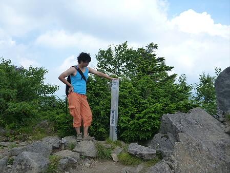 夏の茶臼岳50(2012.7.31)