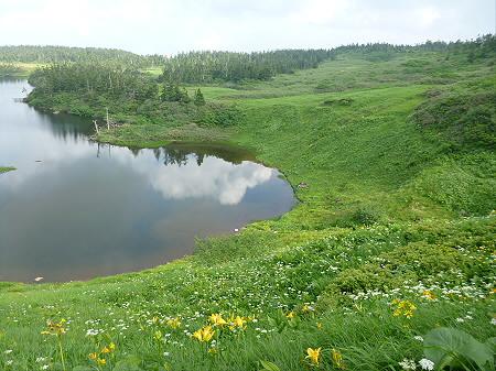 八幡平山頂散策その2 03(2012.7.31)