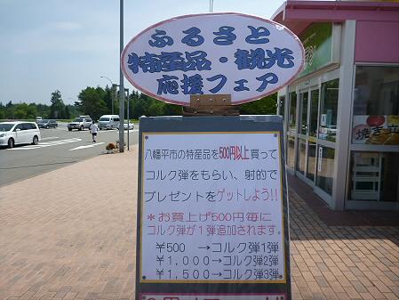 ふるさと物産品・観光応援フェア02(2012.8.2)