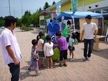 ふるさと物産品・観光応援フェア09(2012.8.2)
