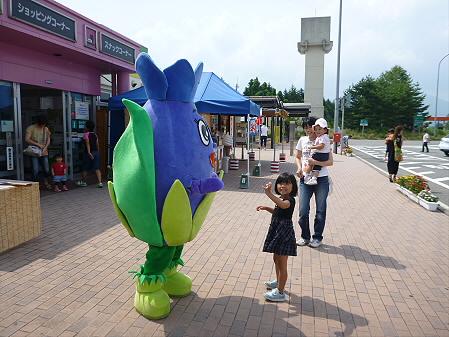 ふるさと物産品・観光応援フェア11(2012.8.2)