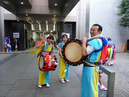 さんさパレード14(2012.8.3)